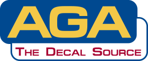 AGA - Associated Graphic Arts | The Decal Source